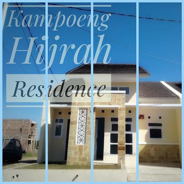 Kampoeng Hjrah Residence Beli rumah dapat motor