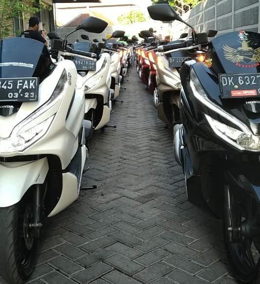 PCX Tembus Pasar Brasil