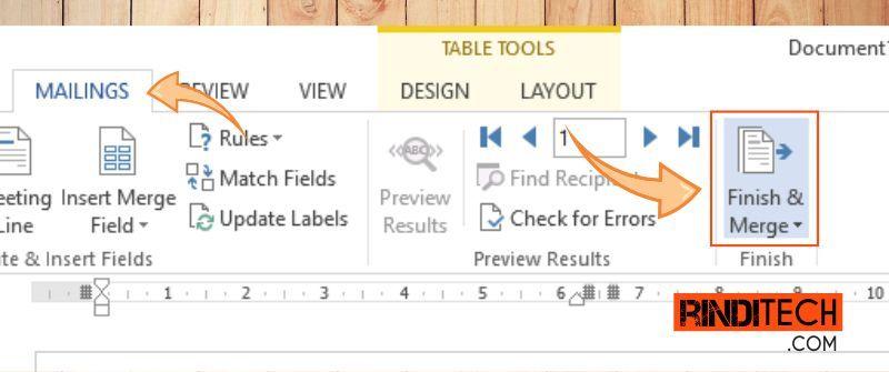 Cara Print Label Undangan 103 Dan 121 Di Microsoft Word