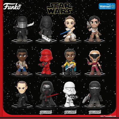 Star Wars: The Rise of Skywalker Mystery Minis Blind Box Series by Funko