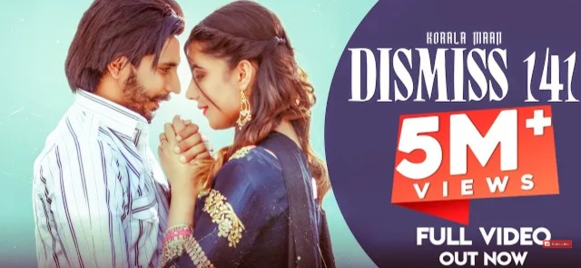 DISMISS 141 LYRICS - KORALA MAAN | DESI CREW