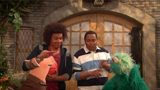 Chris, Mando, Rosita, Sesame Street Episode 4408 Mi Amiguita Rosita season 44