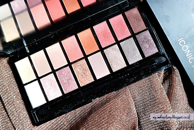 [REVIEW] Makeup Revolution Iconic Pro & Newtrals VS Neutrals Eyeshadow Palette