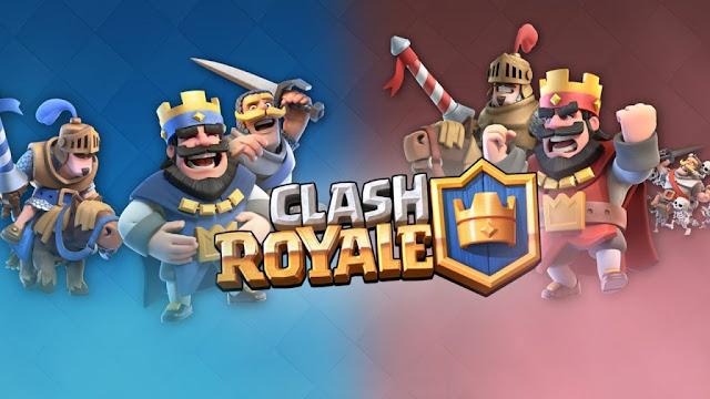 تحميل وتنزيل لعبة كلاش رويال 2021 معدلة مع الرابط Clash Royale اخر أصدار للأندرويد والأيفون