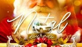 Promoção Porto Velho Shopping Natal 2019 Dourado Ganhe Chocottone e Concorra Jeep