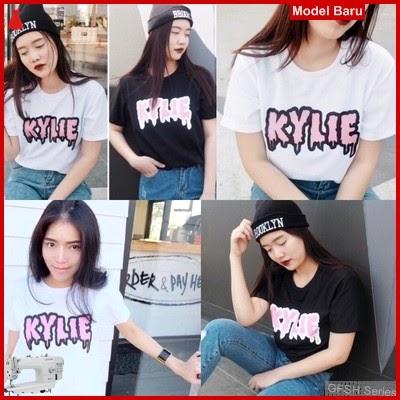 GFSH2159215 Setelan Kylie Keren Terbaru Tee BMG