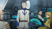 Lieutenant Commander Shiro Sanada