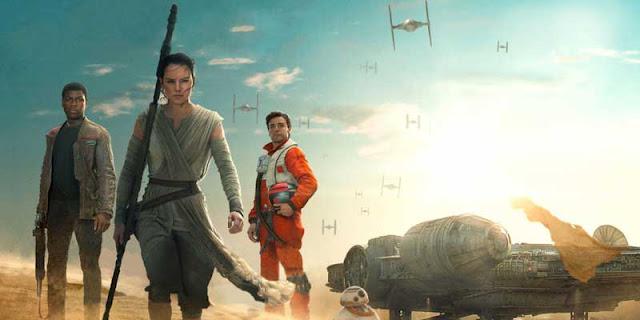 'Star Wars. Episodio VII:  El despertar de la Fuerza'
