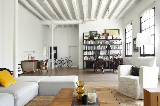 loft fenomenal en Barcelona chicanddeco