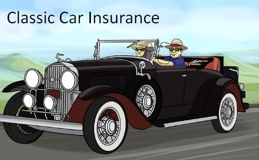 Classic Car Insurance - A Beginners Guide For New Classic Owners