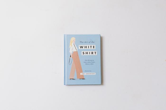 white shirt book libby VanderPloeg