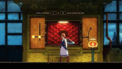 Forgotton Anne para Nintendo Switch. Primeras impresiones