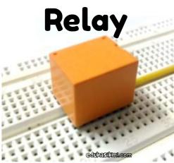 Relay: Konstruksi, Cara Kerja dan Jenis