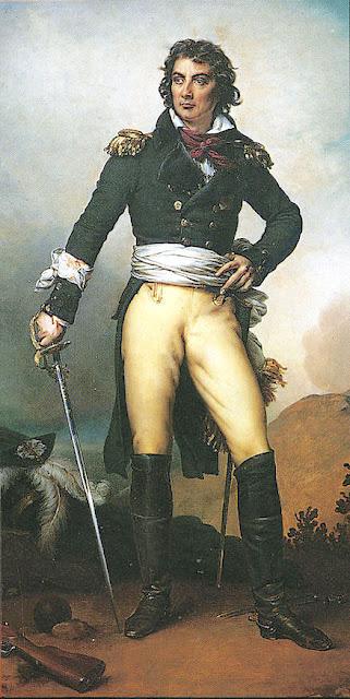 Paulin Guérin (1783-1855), Portrait posthume de Maurice d'Elbée, 1827, Musée d'Art et d'Histoire de Cholet, France