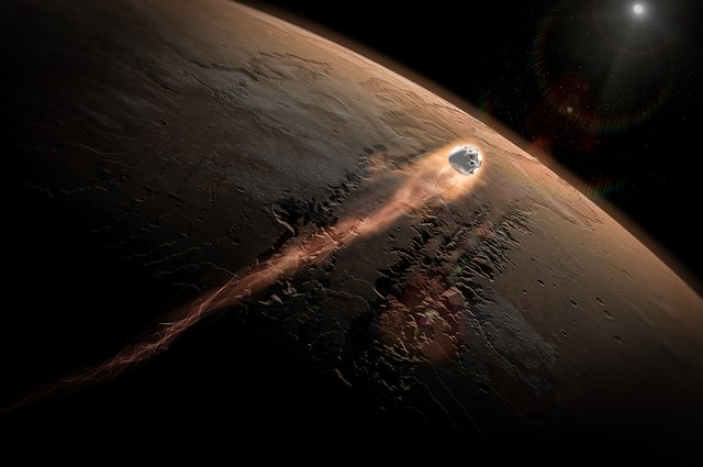 New SpaceX Reveals Planned Mission to Mars In 2018