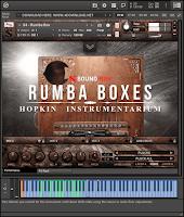 Download Soundiron Hopkin Instrumentarium Rumba Boxes KONTAKT Library