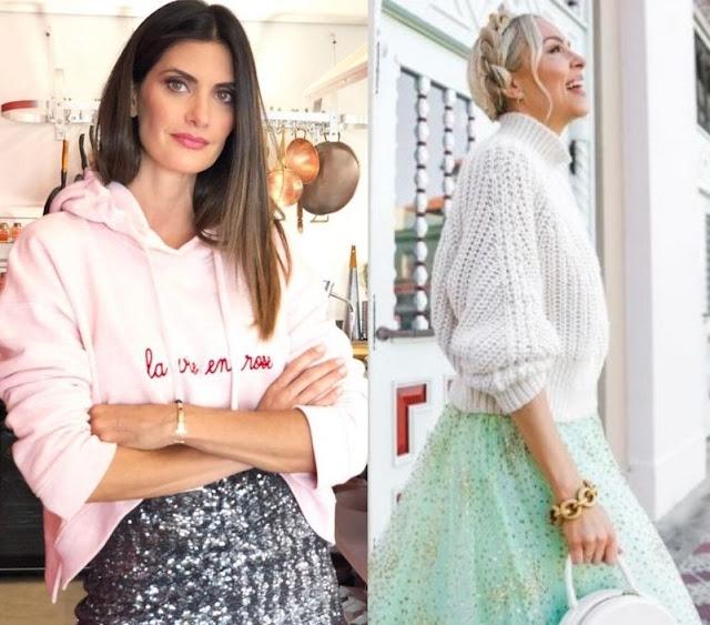 12 looks inspiração outono inverno 2021, Isabella Fiorentino, Veronica Levy