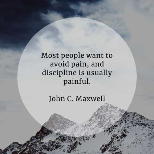 Discipline quotes that'll lead you in the right direction