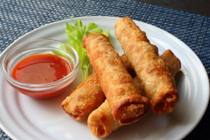 Mini Buffalo Chicken Egg Rolls – No Wings Were Harmed in the Making of This Snack