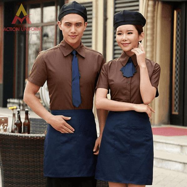Đồng phục nhà hàng 2