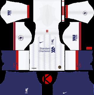 Liverpool FC 2019/2020 Nike Kit Concept - Dream League Soccer