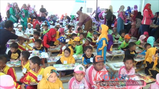 Lomba Mewarnai Kids Hardiknas 2018