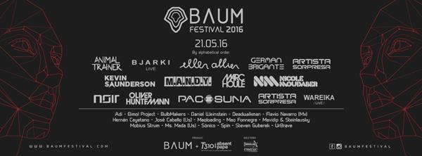 Baum-Festival