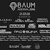 Llegó la hora. Line Up Baum Festival 2016