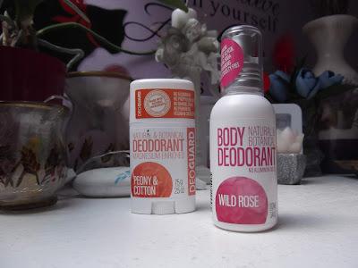Dezodoranty od Sportique
