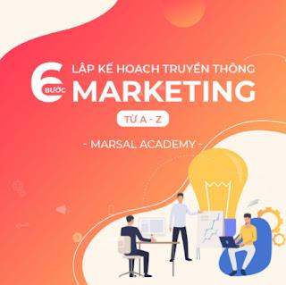 6 bước lập kế hoạch truyền thông marketing từ A - Z ebook PDF EPUB AWZ3 PRC MOBI