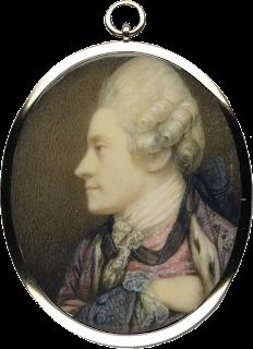 Richard Cosway, 1742-1821
