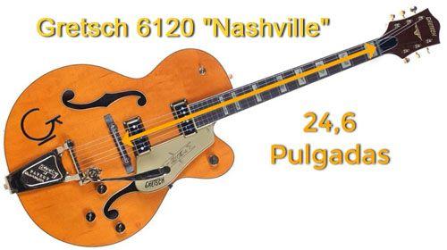 Gretsch 6120 Nashville: Características