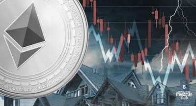 Ethereum сожгли монет на 1 млрд $