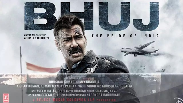 Bhuj Full HD Movie Download 720P By Tamilrockers and Filmywap Sites.