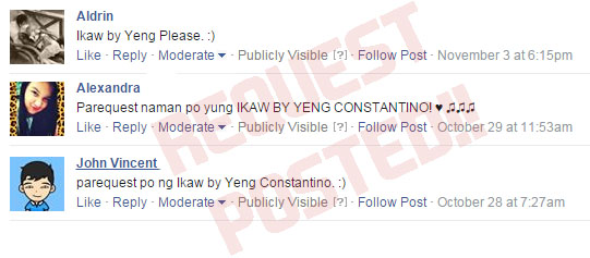 Ikaw Yeng Constantino Music Letter Notation With Lyrics For
