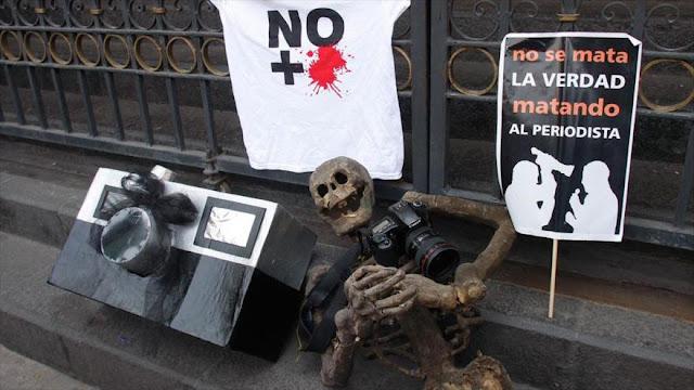 Asesinan en México a periodista número 23 de 2017