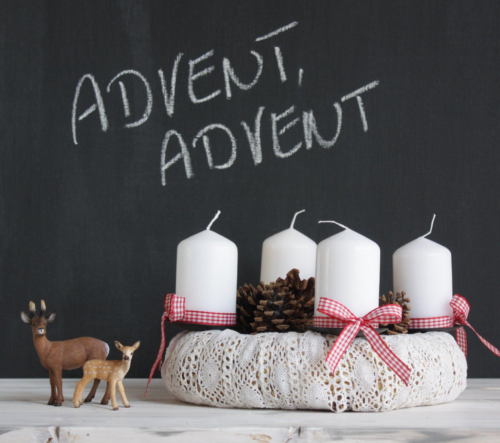raumdinge advent advent. Black Bedroom Furniture Sets. Home Design Ideas