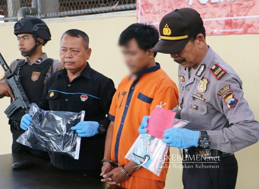 Bawa Lari Mobil dan Uang Puluhan Juta Milik Majikannya, Warga Malang ini Ditangkap Polisi