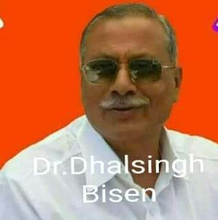बालाघाट-सिवनी सांसाद मा. ढाल सिंह बिसेन का 17 अक्टूबर को मलाजखंड आगमन