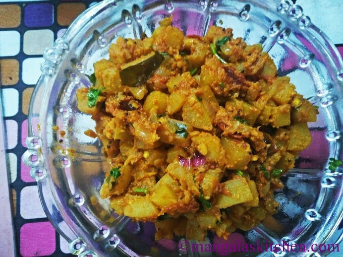 Sorakkai Peanut Curry | Bottlegourd Verkadalai Poondu Masala | Bottlegourd Recipe for New Moms and Diabetic People