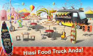 Food Truck Chef 1.4.2 Mod Apk Offline (Unlimited Money)
