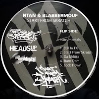 Blabbermouf - 2013 - Start From Skratch (With Ntan)