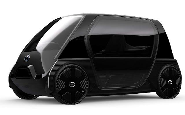 Toyota lança carro elétrico ultra-compacto no Japão