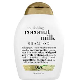 ogyx coconut milk shampoo sulfate free 3oz
