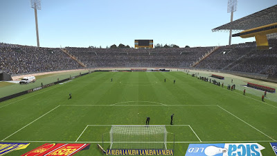 PES 2019 Stadium Malvinas Argentinas by The_Pelado