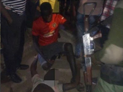 A man slaps another man to death in Anambra