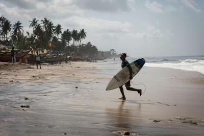 Ghana Tourism Authority: Ghana Eyes Surfing To Boost Tourism Numbers