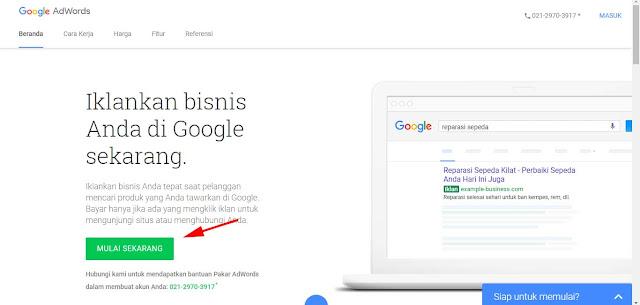 Cara Daftar Google Keyword Planner Secara Gratis Terbaru 2018