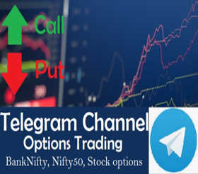 100+ Best Option trading Telegram channel in India