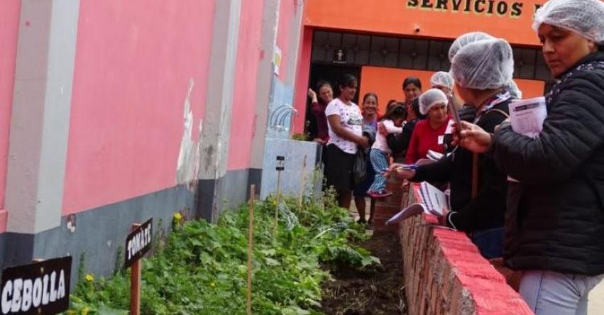 QALI WARMA: Comités de Alimentación Escolar comparten experiencias exitosas a través de pasantías en Cajamarca - www.qaliwarma.gob.pe